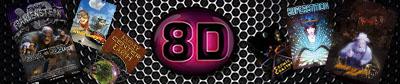 Logo 8D Strona 3D+filmy